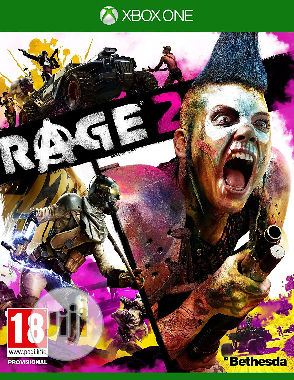 Xbox One Rage2