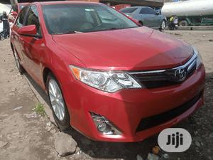 Toyota Camry 2014 Red   Cars for sale in Lagos State, Apapa