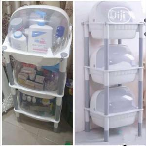 Storage Cart/ Trolley For Baby Products   Children's Furniture for sale in Lagos State, Alimosho