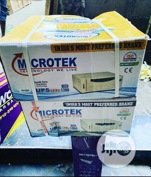 1.200kva 12v Microtek Inverter | Solar Energy for sale in Lagos State, Ikeja