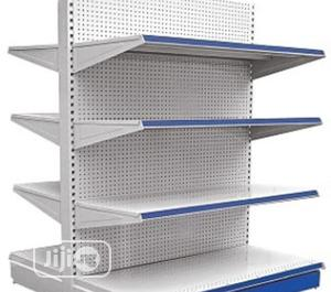 Double Sided Supermarket Shelf   Store Equipment for sale in Lagos State, Ojo