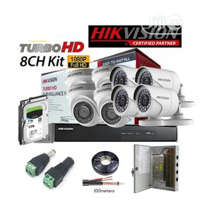 8 Channel CCTV Combo 26-07   Security & Surveillance for sale in Lagos State, Alimosho
