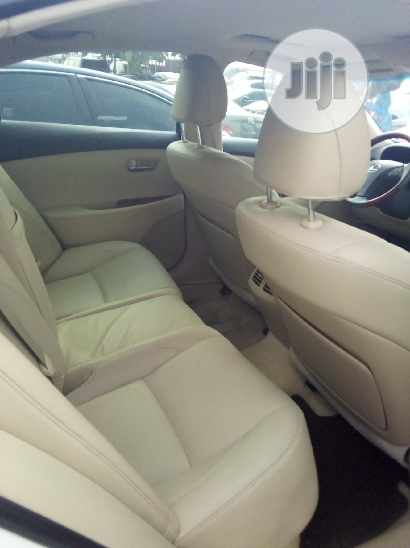 Lexus ES 2008 350 White | Cars for sale in Apapa, Lagos State, Nigeria