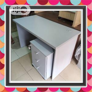 Executive Smart Design Office Table 120x60cm | Furniture for sale in Lagos State, Badagry