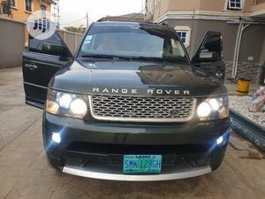 Land Rover Range Rover Sport 2008 4.2 V8 SC Green | Cars for sale in Lagos State, Ikeja