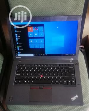 Laptop Lenovo ThinkPad T450 12GB Intel Core i5 HDD 500GB | Laptops & Computers for sale in Lagos State, Ikeja