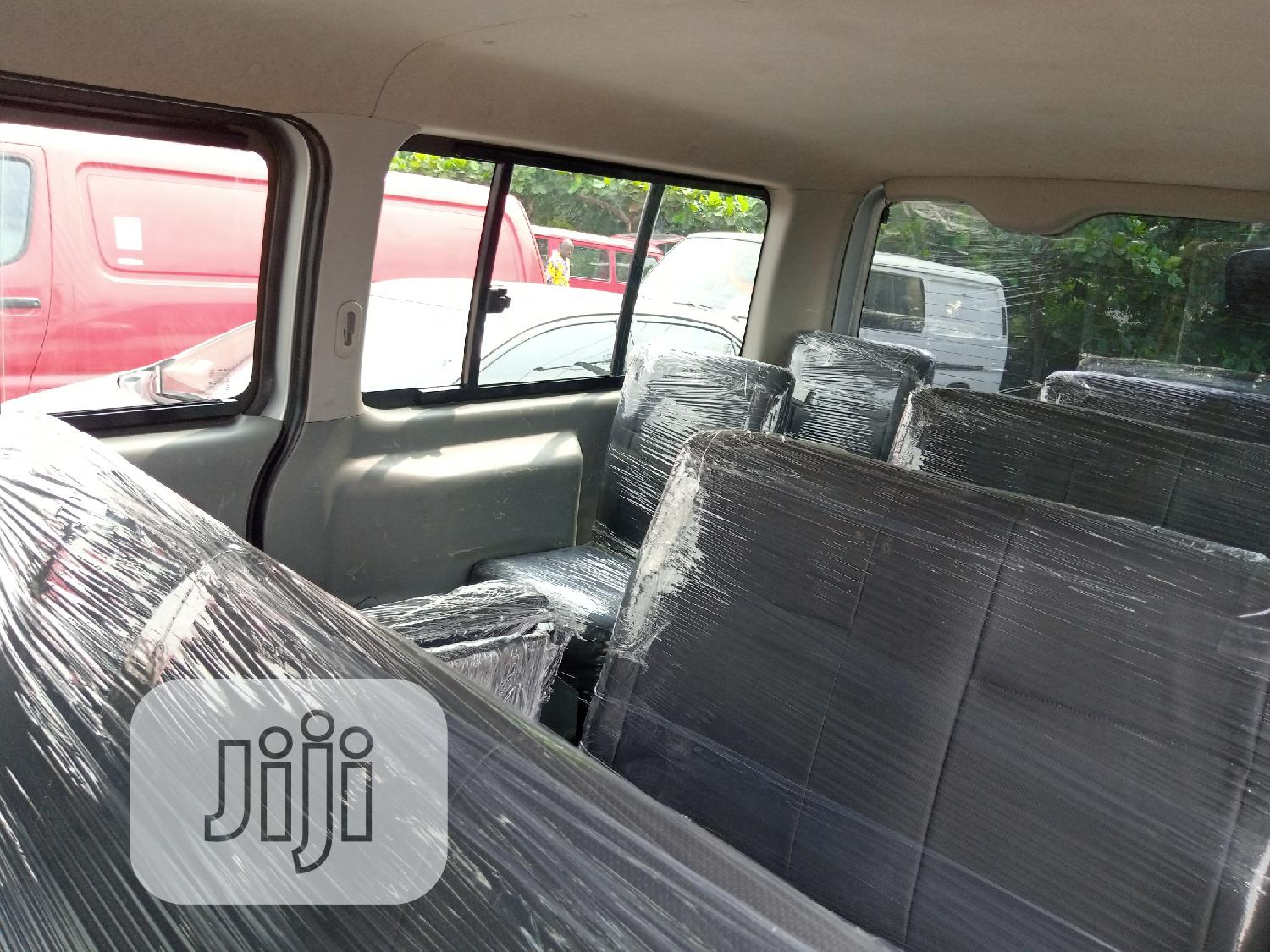 Toyota Hiace Bus   Buses & Microbuses for sale in Apapa, Lagos State, Nigeria