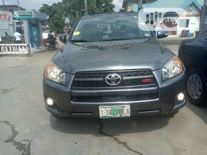Toyota RAV4 2011 3.5 Sport Gray | Cars for sale in Lagos State, Isolo