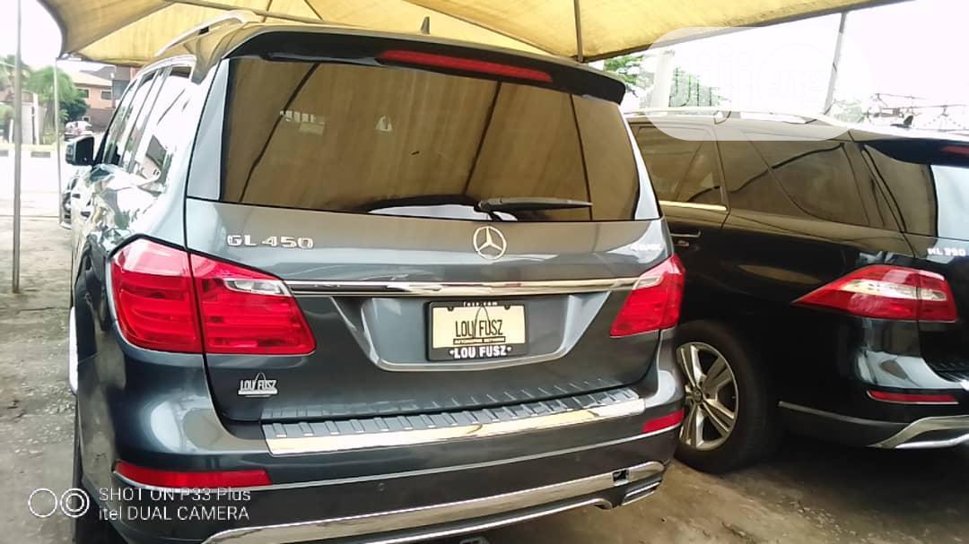 Mercedes-Benz GL Class 2014 Gray | Cars for sale in Amuwo-Odofin, Lagos State, Nigeria