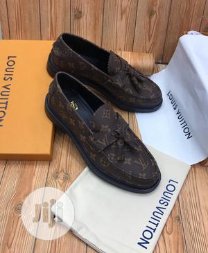 Louis Vuitton Luxury Men Leather Loafers   Shoes for sale in Lagos State, Lagos Island (Eko)