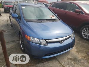 Honda Civic 2007 1.8 Sedan EX Automatic Blue   Cars for sale in Bayelsa State, Yenagoa