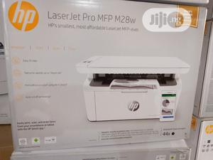 HP Laser PRO M28W MFP   Printers & Scanners for sale in Lagos State, Ikeja