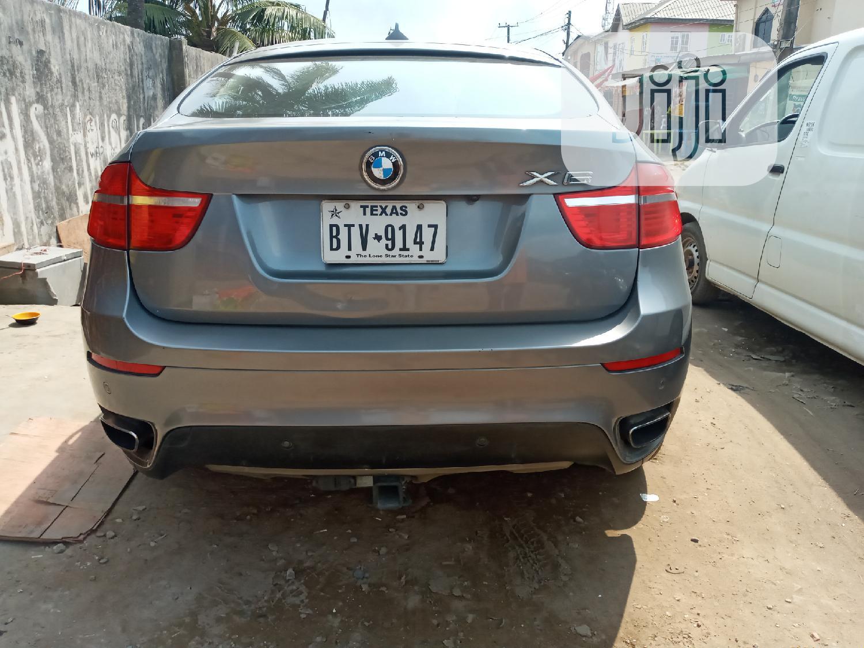 Archive: BMW X6 2009 Gray