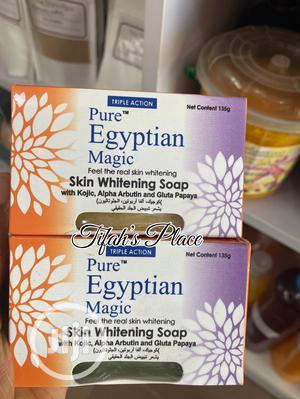 Pure Egyptian Magic Soap | Skin Care for sale in Abuja (FCT) State, Gwarinpa