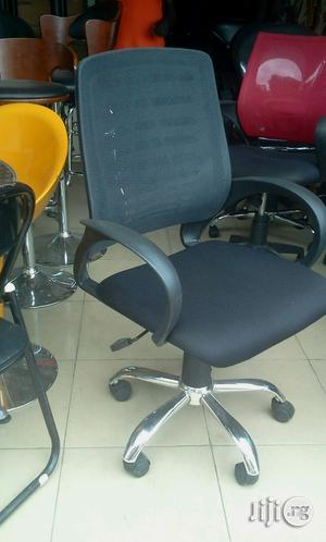 Mesh Swivel Office Chair   Furniture for sale in Lagos State, Victoria Island