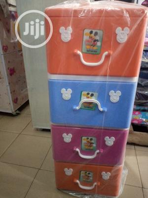 Plastic Drawer/Storage   Children's Furniture for sale in Lagos State, Agege