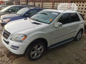 Mercedes-Benz M Class 2011 ML 350 BlueTEC 4Matic White | Cars for sale in Lagos State, Amuwo-Odofin