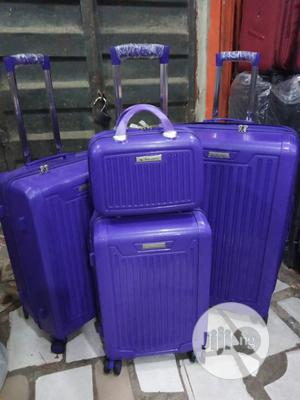 Unique Travelling Bags Set Of 4 | Bags for sale in Lagos State, Lagos Island (Eko)