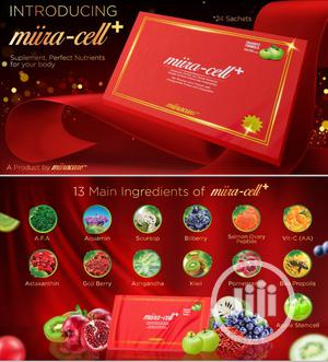 Miira-Cell 2in One 24 Sachets, Stemcell Supliment. | Vitamins & Supplements for sale in Lagos State, Surulere