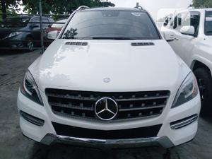 Mercedes-Benz M Class 2013 ML 350 4Matic White | Cars for sale in Lagos State, Apapa
