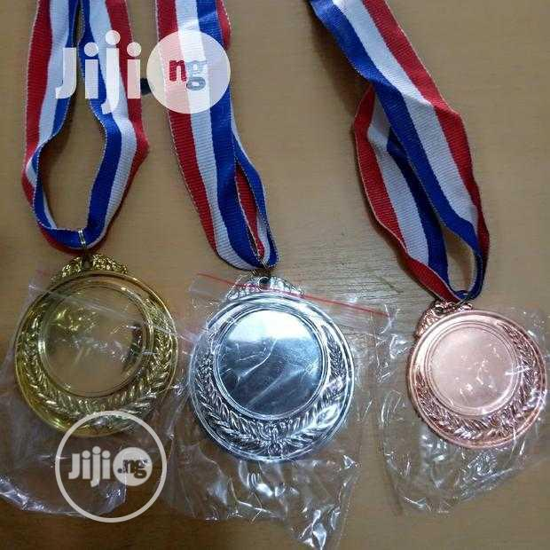 Archive: Award Medals