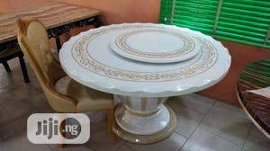 Marble Round Table | Furniture for sale in Lagos State, Ojo