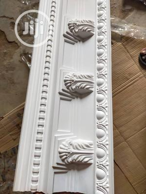Cornices and Onaments Design | Building Materials for sale in Lagos State, Yaba