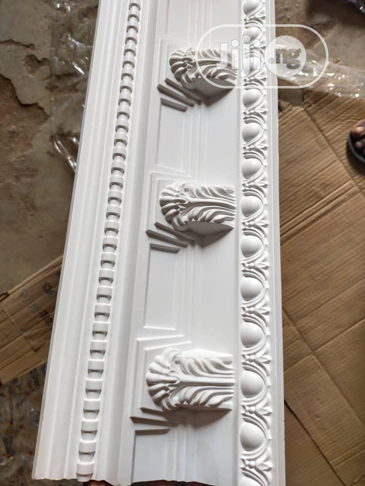 Cornices and Onaments Design