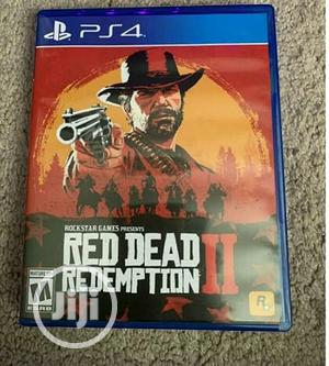 New Red Dead Redemption 2 for PS4 | Video Games for sale in Lagos State, Ikeja