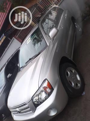 Toyota Highlander 2005 Limited V6 Silver | Cars for sale in Lagos State, Lekki