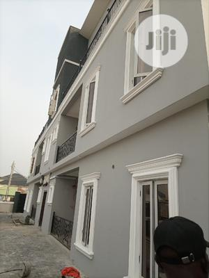A Brand New Spacious 3 Bedrooms Flat With BQ For Rent | Houses & Apartments For Rent for sale in Ajah, Sangotedo