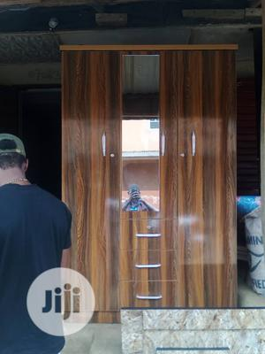 Quality Brown Wardrobe | Furniture for sale in Lagos State, Ikeja
