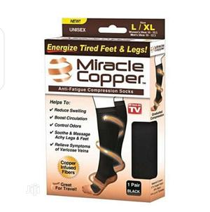 Miracle Copper Socks M,L,XL,XXL) | Clothing Accessories for sale in Lagos State, Isolo