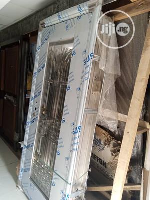 3ft Stainless Door In Door Available | Doors for sale in Lagos State, Orile