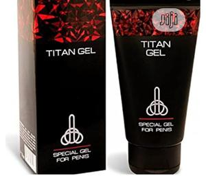 Titan Gel (Pennis Enlargement) | Sexual Wellness for sale in Lagos State, Ikeja