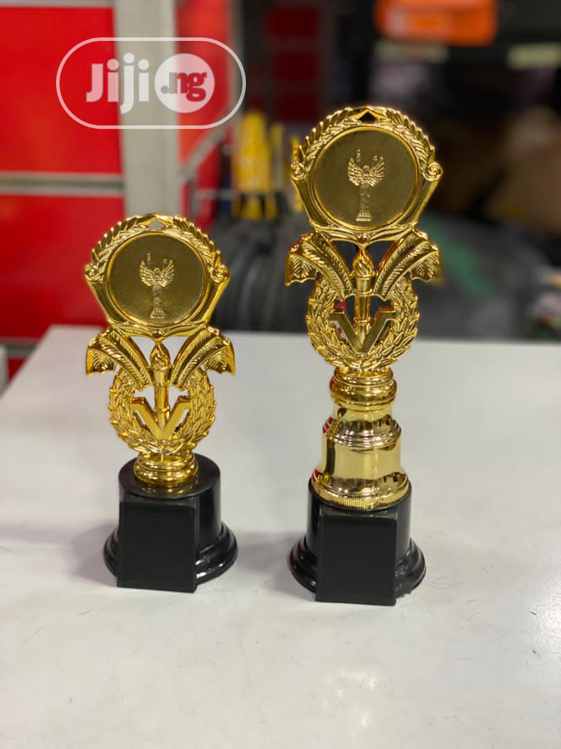 Archive: Award Trophy