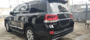 Toyota Land Cruiser 2016 5.7 V8 GXR Black | Cars for sale in Lagos State, Ikeja
