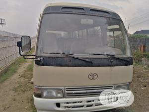 Toyota Coaster Bus Full Option | Buses & Microbuses for sale in Lagos State, Ikeja