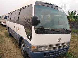 Toyota Coaster Bus Full Option Low Milage Cool Ac | Buses & Microbuses for sale in Lagos State, Ikeja