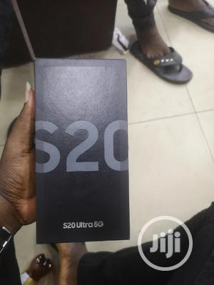 New Samsung Galaxy S20 Ultra 128 GB Black | Mobile Phones for sale in Lagos State, Maryland