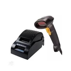 Xprinter Pos Kit - 58mm Printer & Barcode Scanner | Store Equipment for sale in Lagos State, Ikeja