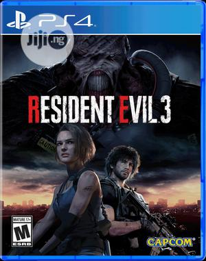 Ps4 Resident Evil 3   Video Games for sale in Lagos State, Ikeja