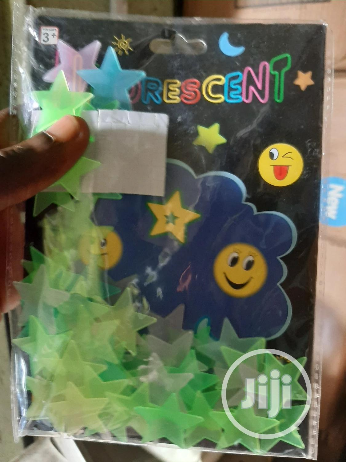 High Quality Pack Of Glow In The Dark Wall Sticker | Home Accessories for sale in Lagos Island (Eko), Lagos State, Nigeria