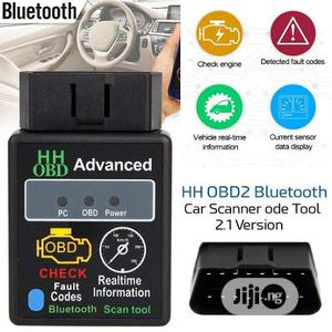 HH OBD2 Bluetooth Car Scanner V2.1   Vehicle Parts & Accessories for sale in Anambra State, Awka