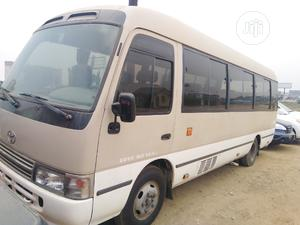 Toyota Coaster Buy And Drive Full Option | Buses & Microbuses for sale in Lagos State, Ikeja