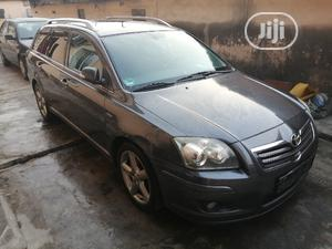 Toyota Avensis 2006 2.0 D-4D Gray | Cars for sale in Lagos State, Apapa