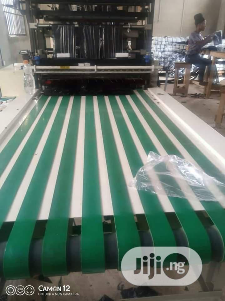 NSK Korea 900mm Model Double Decker Cutting/Sealing Machine | Manufacturing Equipment for sale in Suleja, Niger State, Nigeria