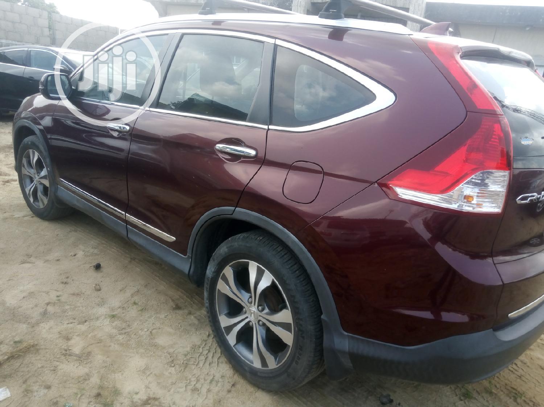 Honda CR-V 2013 Red | Cars for sale in Amuwo-Odofin, Lagos State, Nigeria