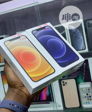 New Apple iPhone 12 64 GB Blue | Mobile Phones for sale in Lagos State, Ikeja
