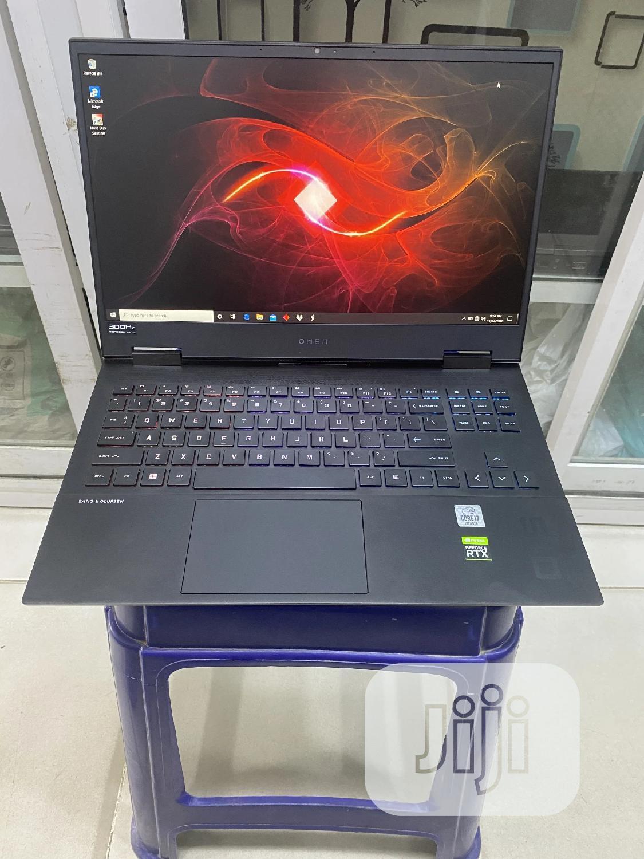 Laptop HP Omen 15 16GB Intel Core I7 SSD 512GB